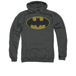 Image for Batman Hoodie - Little Logos