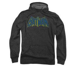 Image for Batman Hoodie - Sketch Logo