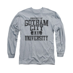 Image for Batman Long Sleeve Shirt - Property Of GCU