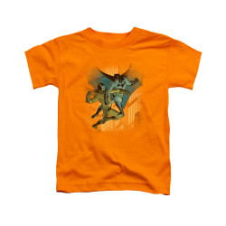 Image for Batman Toddler T-Shirt - Batman Vs Catman