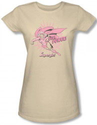 Image for Supergirl Girl Power Girls Shirt