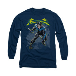 Image for Batman Long Sleeve Shirt - Nightwing