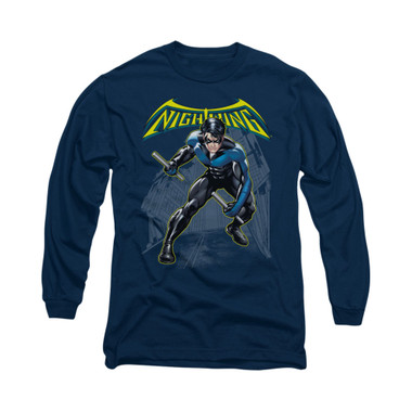 Image for Batman Long Sleeve Shirt - Nightwing
