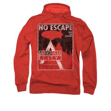 Image for Arkham City Hoodie - No Escape