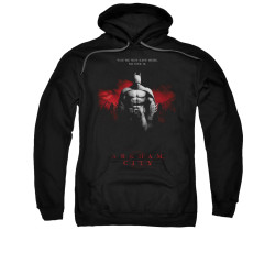 Image for Arkham City Hoodie - Standing Strong