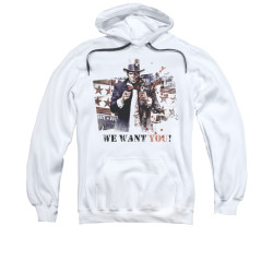 Image for Arkham City Hoodie - We Want You