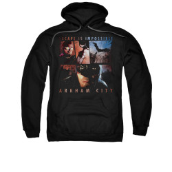 Image for Arkham City Hoodie - Escape Is Impossible