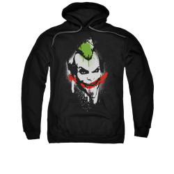 Image for Arkham City Hoodie - Spraypaint Smile