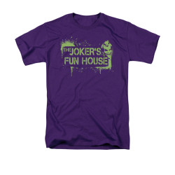 Image for Arkham City T-Shirt - Joker's Fun House