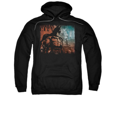 Image for Arkham City Hoodie - City Knockout