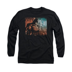 Image for Arkham City Long Sleeve Shirt - City Knockout