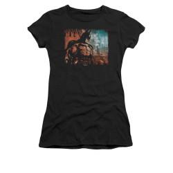 Image for Arkham City Girls T-Shirt - City Knockout