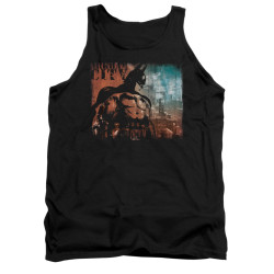 Image for Arkham City Tank Top - City Knockout