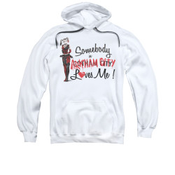 Image for Arkham City Hoodie - Somebody Loves Me