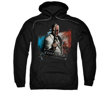Image for Arkham City Hoodie - Two Face