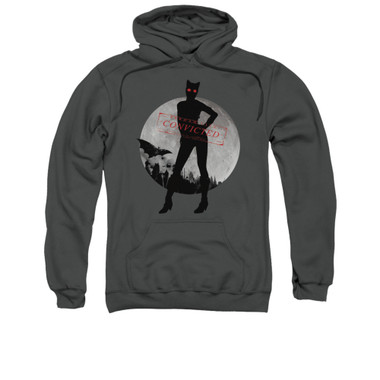 Image for Arkham City Hoodie - Catwoman Convicted