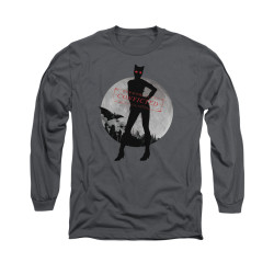 Arkham City Long Sleeve Shirt - Catwoman Convicted