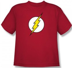 Image for Flash Logo Youth T-Shirt