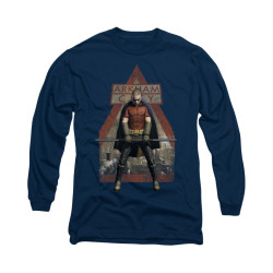 Image for Arkham City Long Sleeve Shirt - Arkham Robin