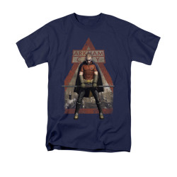 Image for Arkham City T-Shirt - Arkham Robin