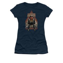 Image for Arkham City Girls T-Shirt - Arkham Robin