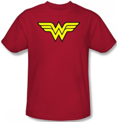 Image for Wonder Woman Logo T-Shirt
