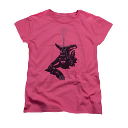 Image for Batman Womans T-Shirt - Catwoman Rope
