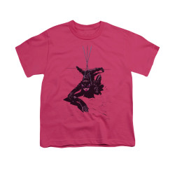 Image for Batman Youth T-Shirt - Catwoman Rope