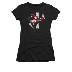 Image for Batman Girls T-Shirt - Harley And Joker