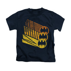 Image for Batman Kids T-Shirt - Bat Signal Shapes