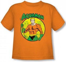 Image for Aquaman Toddler T-Shirt