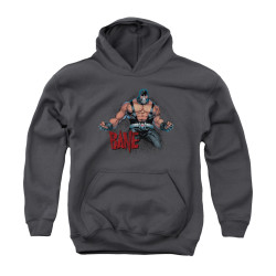 Image for Batman Youth Hoodie - Bane Flex