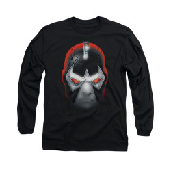 Image for Batman Long Sleeve Shirt - Bane Head