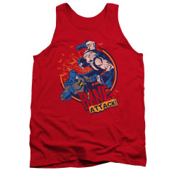 Image for Batman Tank Top - Bane Attack!