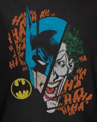 Image for Batman T-Shirt - Broken Visage