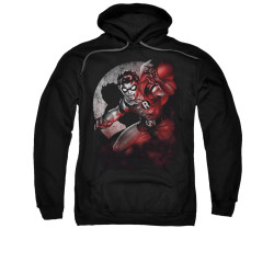 Image for Batman Hoodie - Robin Spotlight
