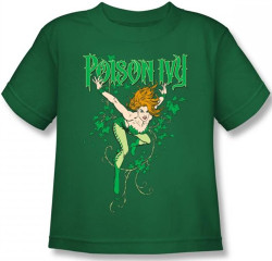 Image for Poison Ivy Kid's T-Shirt