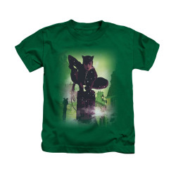 Image for Batman Kids T-Shirt - Catwoman #63 Cover