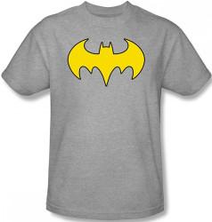 Image Closeup for Batgirl Logo T-Shirt