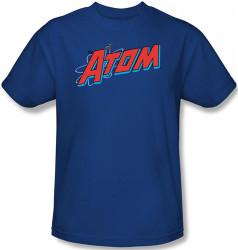 Image Closeup for The Atom Logo T-Shirt