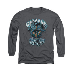 Image for Batman Long Sleeve Shirt - Bane Will Break You