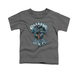 Image for Batman Toddler T-Shirt - Bane Will Break You