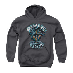 Image for Batman Youth Hoodie - Bane Will Break You