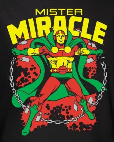 Image for Mr. Miracle T-Shirt