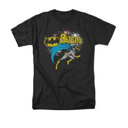 Image for Batman T-Shirt - Batgirl Halftone