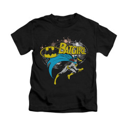 Image for Batman Kids T-Shirt - Batgirl Halftone