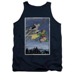 Image for Batman Tank Top - Flying Duo