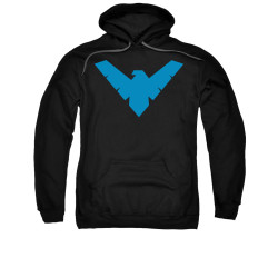 Image for Batman Hoodie - Nightwing Symbol