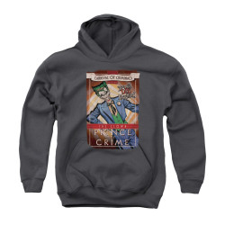 Image for Batman Youth Hoodie - Clown Prince