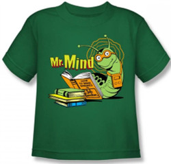 Image for Mr. Mind Kid's T-Shirt
